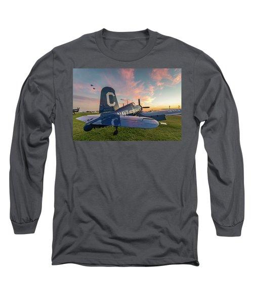 Corsair Sunset Long Sleeve T-Shirt