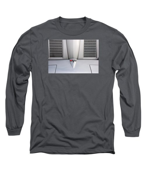 Corvette Hood Long Sleeve T-Shirt