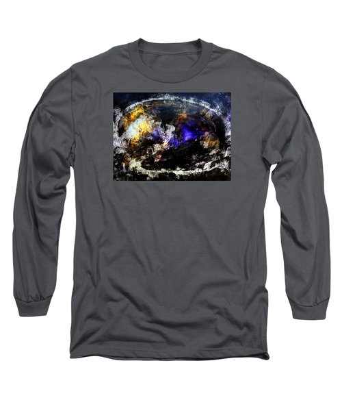 Cosmic Dream  45x60 Prints Modern Paintings Abstract Art Original Long Sleeve T-Shirt