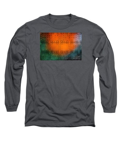 Cosmo Long Sleeve T-Shirt by Donna G Smith
