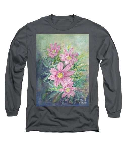 Cosmos - Painting Long Sleeve T-Shirt