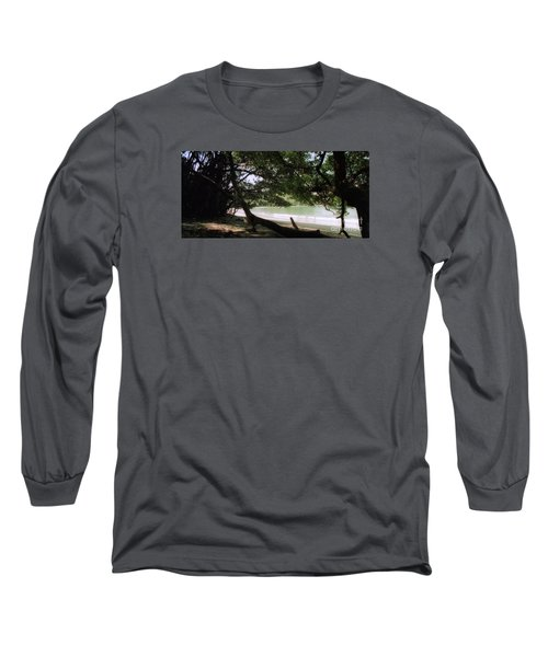 Costa Rica Beach Cove Long Sleeve T-Shirt