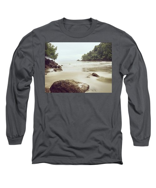 Costa Rica Long Sleeve T-Shirt