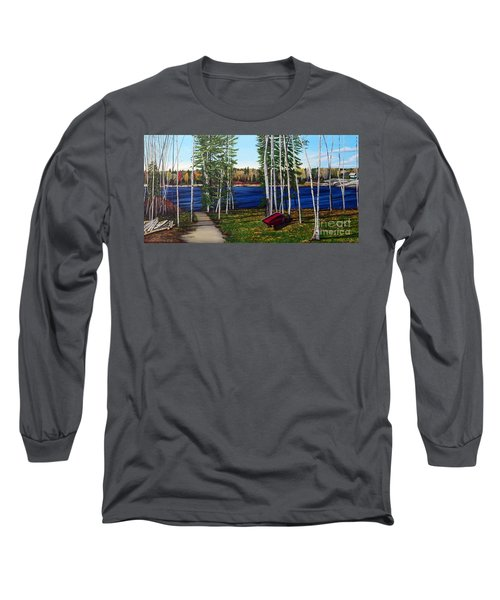 Cottage Life Long Sleeve T-Shirt