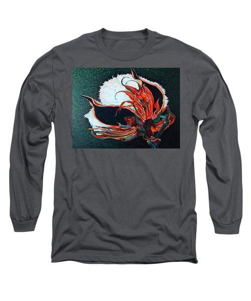Cotton Boll Long Sleeve T-Shirt