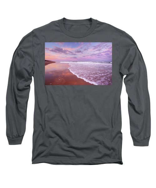 Cotton Candy Sunset. Long Sleeve T-Shirt