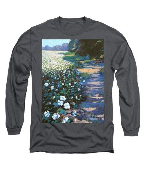 Cotton Field Long Sleeve T-Shirt