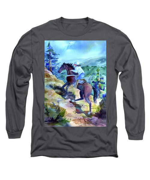 Cougar Rock Long Sleeve T-Shirt