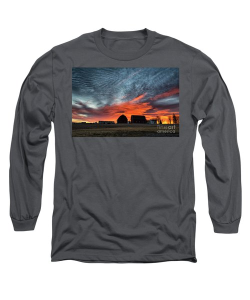 Country Barns Sunrise Long Sleeve T-Shirt