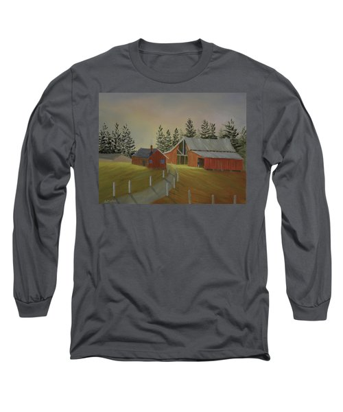 Country Farm Long Sleeve T-Shirt