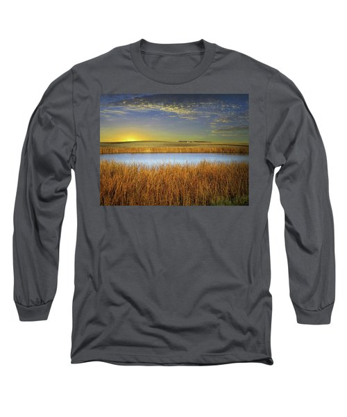 Country Field 2 Long Sleeve T-Shirt