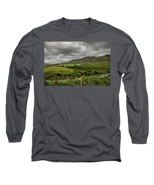County Kerry Countryside Long Sleeve T-Shirt