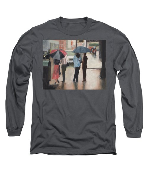 Couples Long Sleeve T-Shirt
