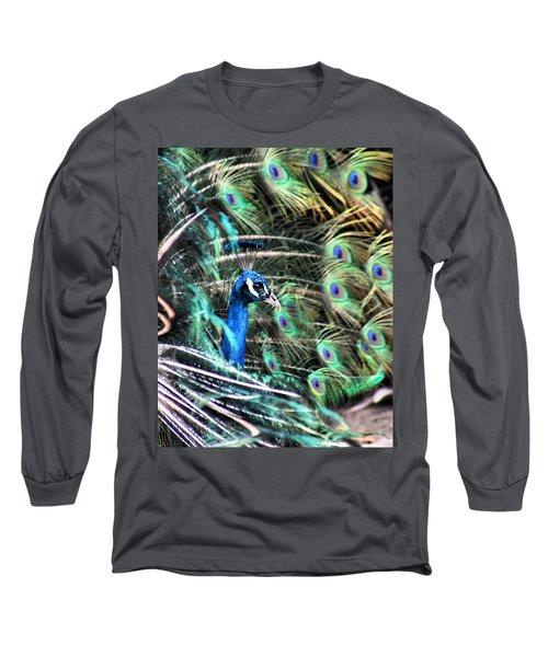 Courtship Dance Long Sleeve T-Shirt