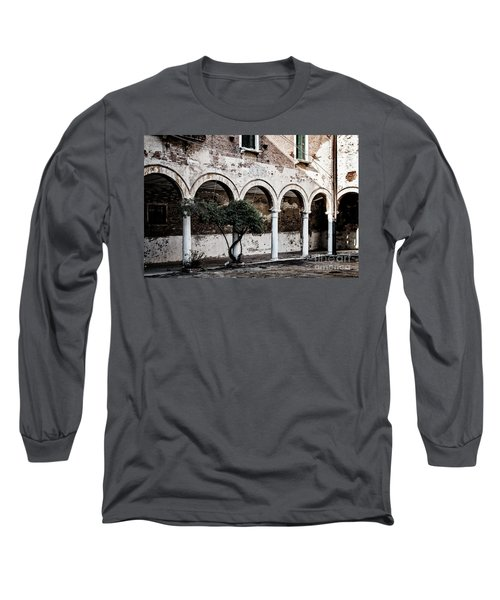 Courtyard Long Sleeve T-Shirt