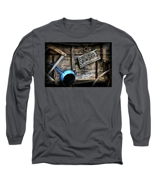 Covered Wagon Long Sleeve T-Shirt