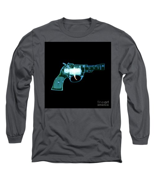 Cowboy Gun 001 Long Sleeve T-Shirt