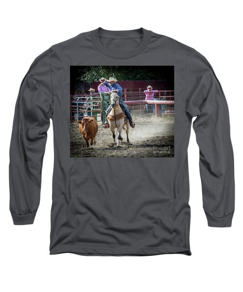 Cowboy In Action#2 Long Sleeve T-Shirt