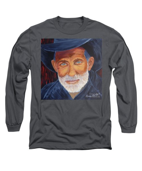Cowboy Tex Long Sleeve T-Shirt