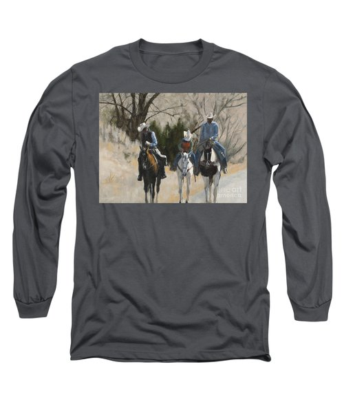 Cowboys Long Sleeve T-Shirt