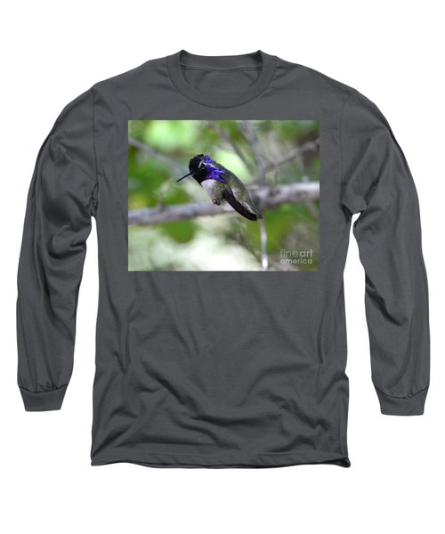 Coy Costa's Hummingbird Long Sleeve T-Shirt