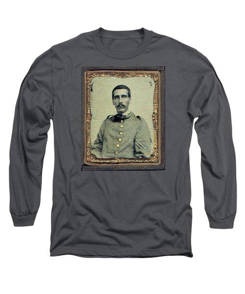 Cprl. Thomas G. West, Csa Long Sleeve T-Shirt