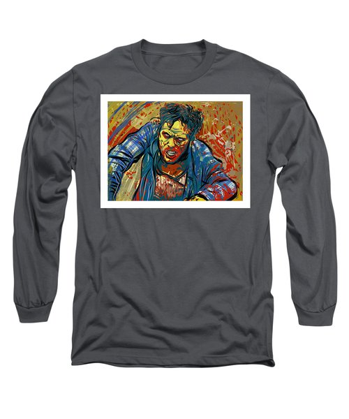 Crabby Joe Long Sleeve T-Shirt