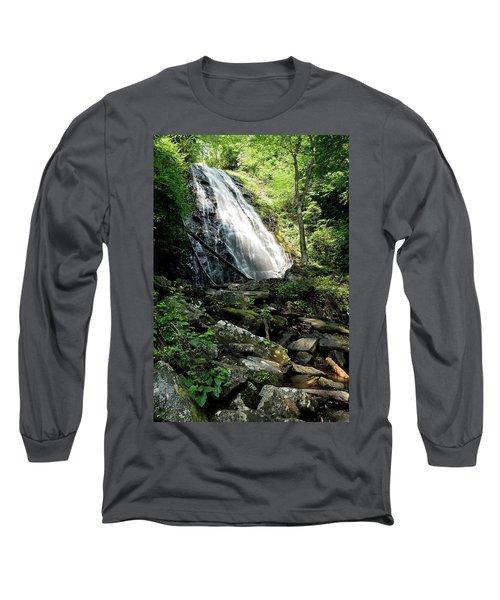 Crabtree Falls Long Sleeve T-Shirt
