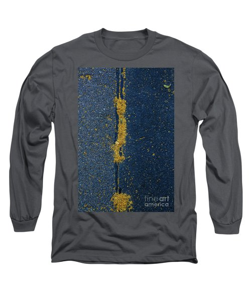 Cracked #4 Long Sleeve T-Shirt