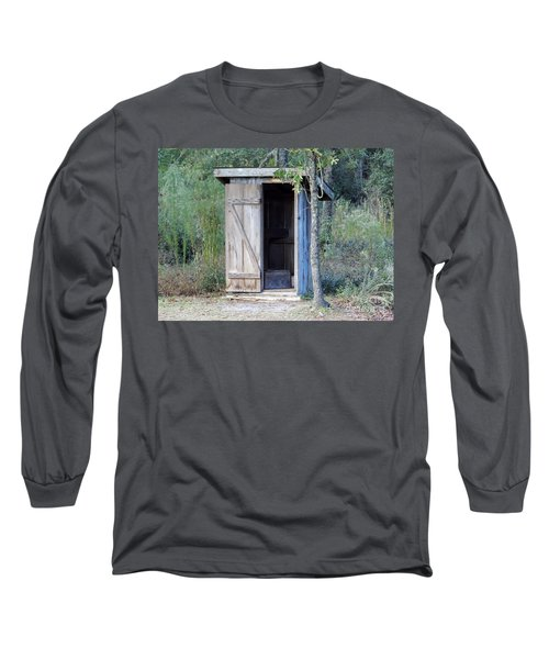 Cracker Out House Long Sleeve T-Shirt