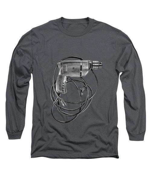 Craftsman Drill Motor Bs Bw Long Sleeve T-Shirt