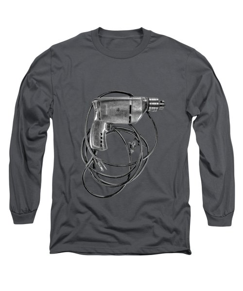 Craftsman Drill Motor Bs Bw Long Sleeve T-Shirt