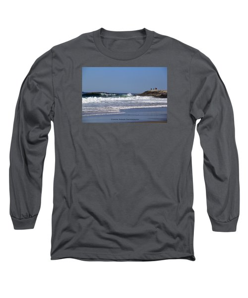 Crashing In Long Sleeve T-Shirt