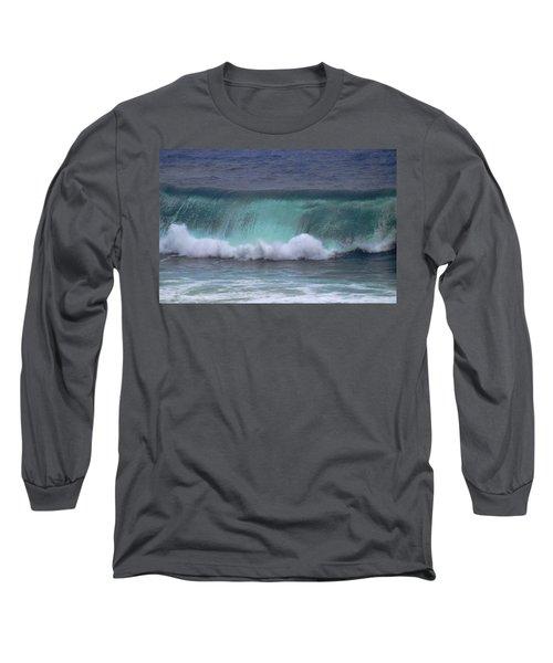 Crashing Wave Long Sleeve T-Shirt