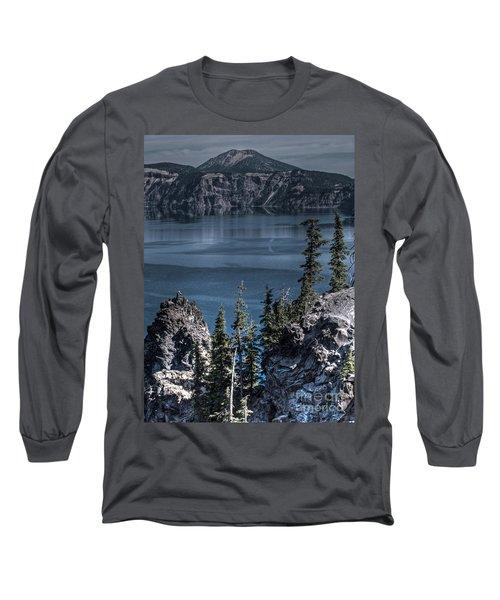 Crater Lake 4 Long Sleeve T-Shirt