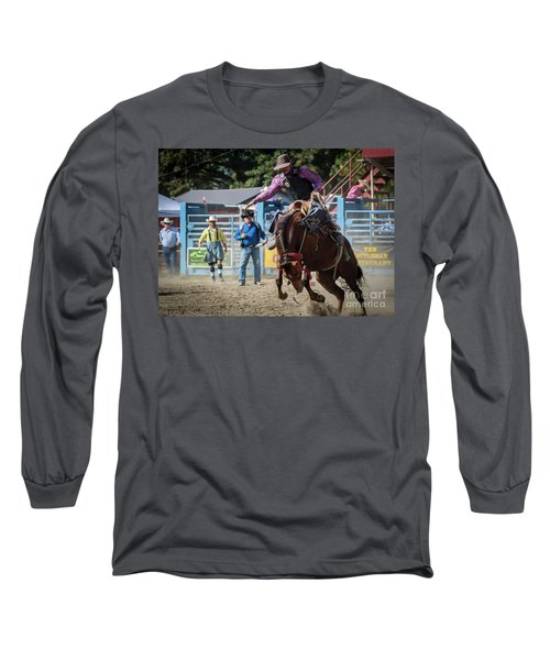 Crazy Horse Long Sleeve T-Shirt