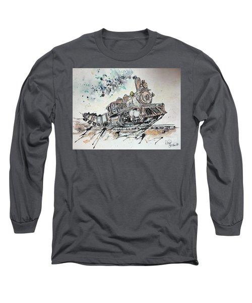 Crazy Train Long Sleeve T-Shirt