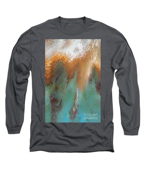 Created According To God. Ephesians 4 24 Long Sleeve T-Shirt by Mark Lawrence