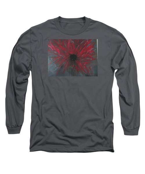 Creation Crying Long Sleeve T-Shirt by Sharyn Winters