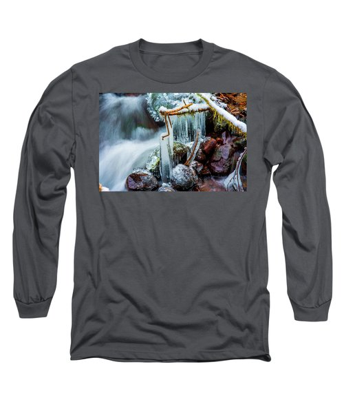 Creekside Icicles Long Sleeve T-Shirt