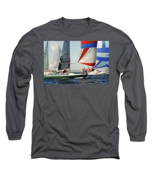 Crew Work Long Sleeve T-Shirt