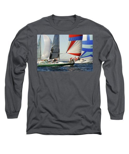 Crew Work Long Sleeve T-Shirt