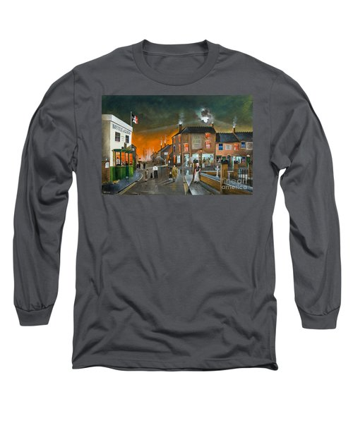 Cribnight Long Sleeve T-Shirt