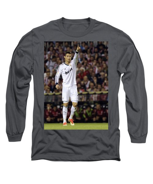 Cristiano Ronaldo 31 Long Sleeve T-Shirt