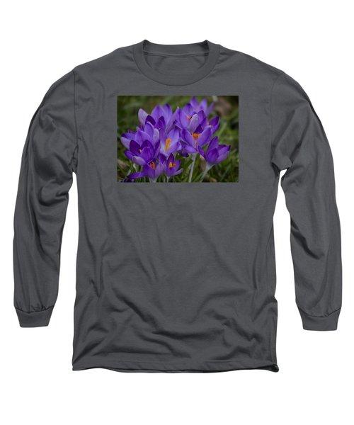 Crocus Cluster Long Sleeve T-Shirt