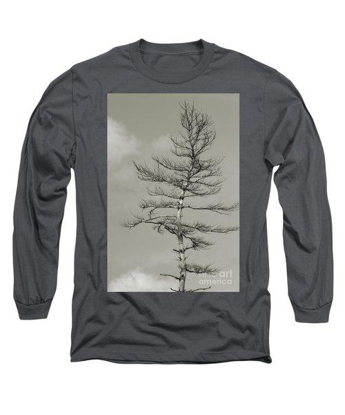 Crooked Tree Long Sleeve T-Shirt