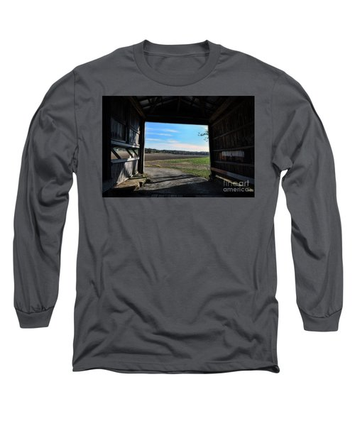 Crooks Bridge Long Sleeve T-Shirt