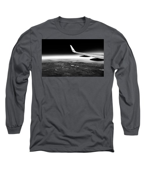 Cross Country Via Outer Space Long Sleeve T-Shirt