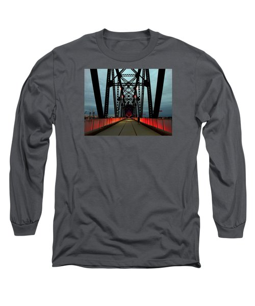 Crossing The Bridge Long Sleeve T-Shirt