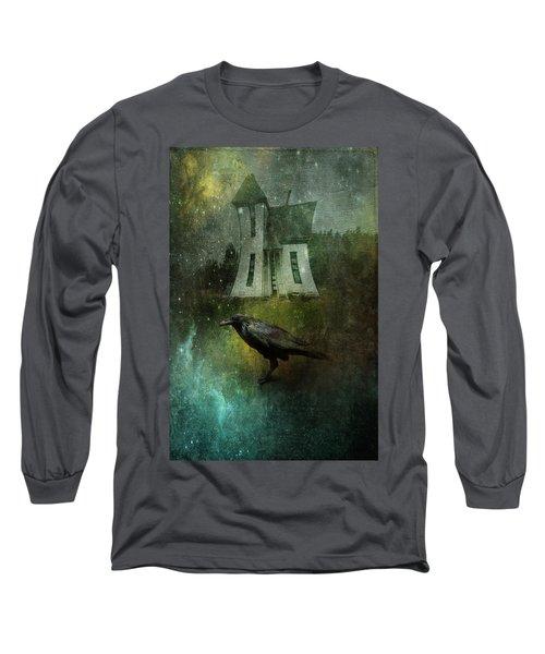 Crow House Long Sleeve T-Shirt